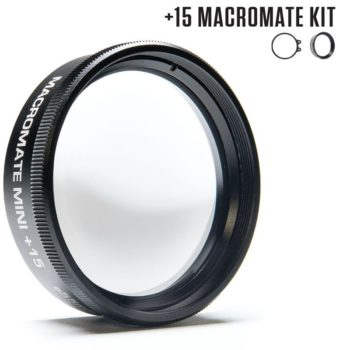 Macro Mate Mini+15 With 55 mm Filter Holder
