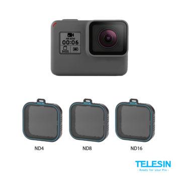 ND4 ND8 ND16 Lens Filter Sets