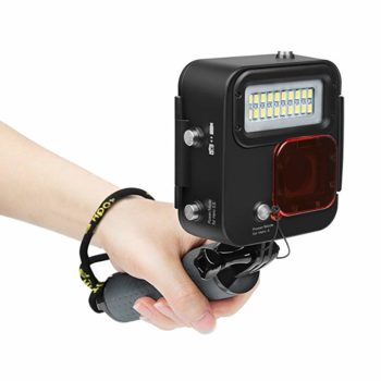 Shoot Waterproof Diving Kangaroo Light for GoPro Hero 3+/4 5 6 7