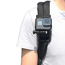 Backpack Strap Mount for GoPro camera