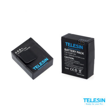 Telesin hero3+ Battery