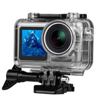 Underwater case for DJI Osmo action